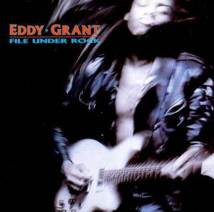 Cover - Eddy Grant: File Under Rock