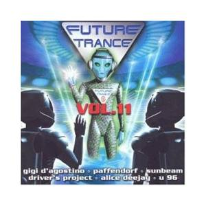 Future Trance Vol. 11 - Cover