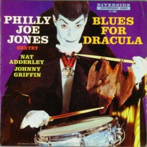 Philly Joe Jones: Blues For Dracula - Cover