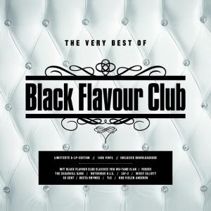 Very Best Of Black Flavour Club, The - Cover