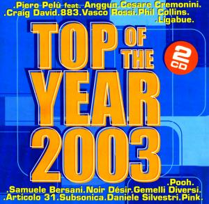 Top Of The Year 2003 - Cover