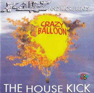 X-Art ‎– And More Beats... The House Kick - Cover