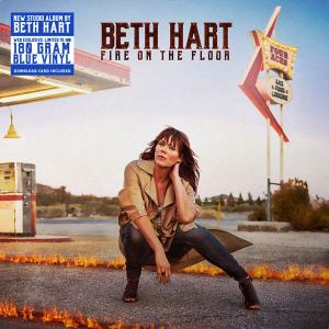Beth Hart: Fire On The Floor (2016) - Cover