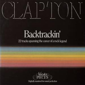 Eric Clapton / Cream / Derek And The Dominos / Blind Faith: Backtrackin' (Split-2-LP) - Bild 1