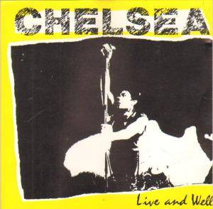 Chelsea: Live And Well - Cover