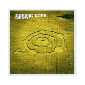 Cover - Cosmic Gate: Earth Mover