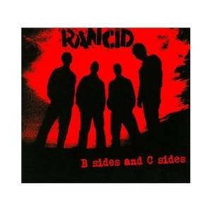 Rancid: B Sides And C Sides - Cover