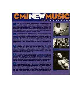 Cover - Natural Elements: CMJ - New Music Volume 073