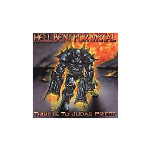 Cover - Equinox: Hell Bent For Metal - Tribute To Judas Priest