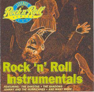 Rock 'n' Roll Instrumentals - Cover