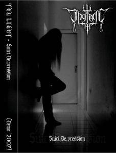 Thy Light: Suici.De.Pression - Cover