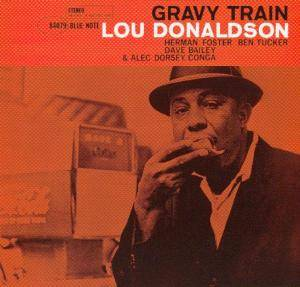Lou Donaldson: Gravy Train - Cover