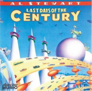 Al Stewart: Last Days Of The Century - Cover