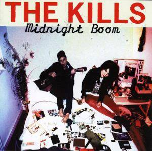 The Kills: Midnight Boom - Cover