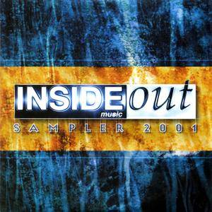 Cover - Planet X: Inside Out Music - Sampler 2001