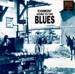 Comin' Home To The Blues - Cover