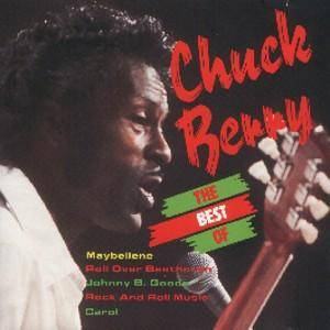 Chuck Berry: Best Of Chuck Berry, The - Cover