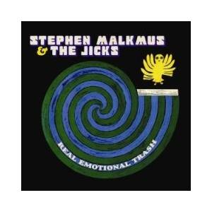 Cover - Stephen Malkmus & The Jicks: Real Emotional Trash