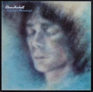 Steve Hackett: Spectral Mornings (LP) - Bild 1
