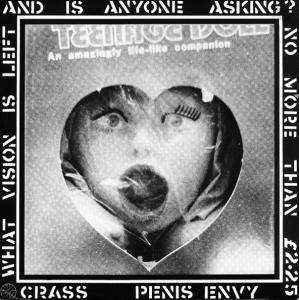 Crass: Penis Envy - Cover
