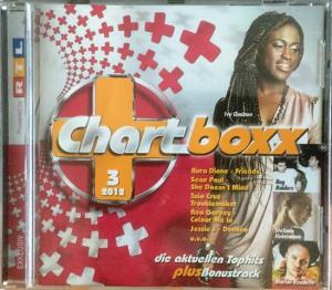 Club Top 13 - 20 Top Hits - Chartboxx 3/2012 - Cover