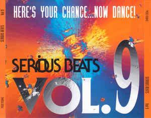 Serious Beats Vol. 9 - Cover