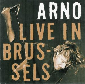 Arno: Live In Brussels - Cover