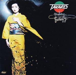 Cover - Tavares: Madame Butterfly