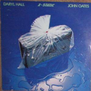 Daryl Hall & John Oates: X-Static - Cover