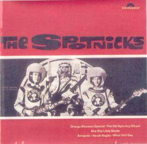 The Spotnicks: Spotnicks, The - Cover