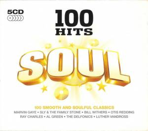 Cover - Tony Rich Project: 100 Hits Soul