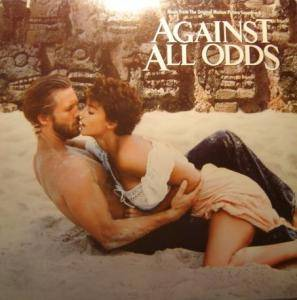 Cover - Mike Rutherford: Against All Odds