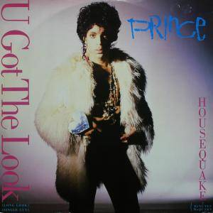 Prince: U Got The Look - Cover