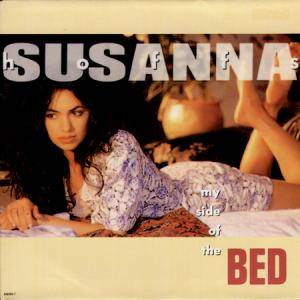 Susanna Hoffs: My Side Of The Bed - Cover
