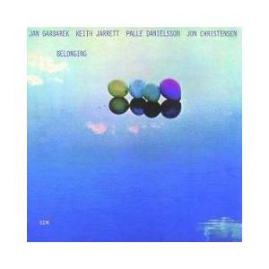 Keith Jarrett, Jan Garbarek, Palle Danielsson, Jon Christensen: Belonging - Cover