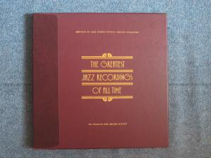 Greatest Jazz Recordings Of All Time, Saxophone Stylists, The - Cover