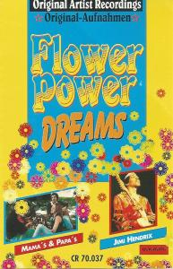 Flower Power Dreams - Cover