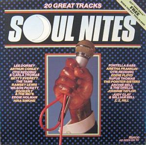 Soul Nites 20 Great Tracks - Cover