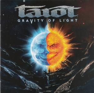 Tarot: Gravity Of Light - Cover
