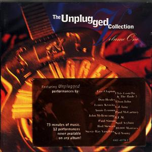 Unplugged Collection Volume One, The - Cover