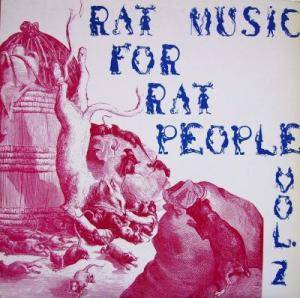 Rat Music For Rat People Vol. 2 - Cover