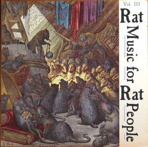 Cover - Attitude: Rat Music For Rat People Vol. III