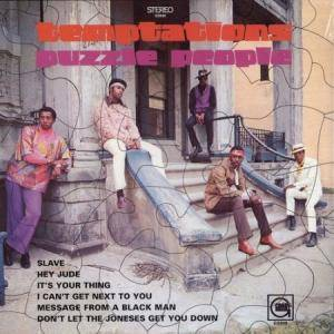 Cover - Temptations, The: Puzzle People