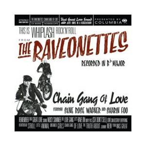 The Raveonettes: Chain Gang Of Love - Cover