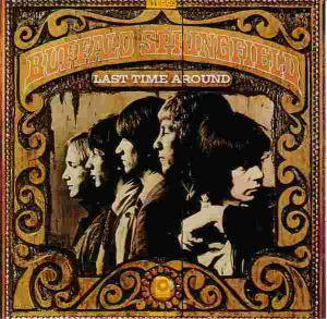 Cover - Buffalo Springfield: Last Time Around