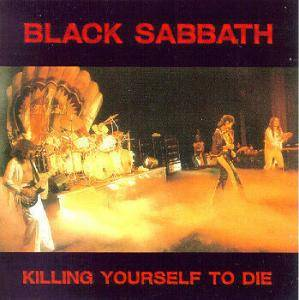 Black Sabbath: Killing Yourself To Die - Cover