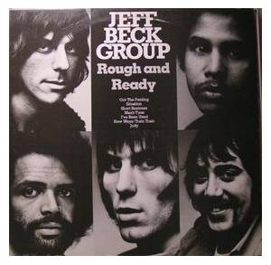Cover - Jeff Beck Group: Rough And Ready