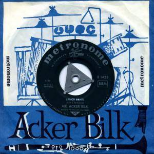 Mr. Acker Bilk & His Paramount Jazz Band: Fancy Pants / White Cliffs Of Dover - Cover