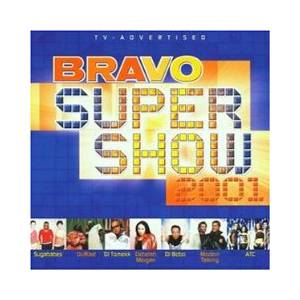 Cover - Siesto: Bravo Supershow 2001