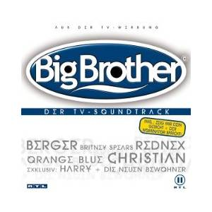Cover - Alex: Big Brother - Der TV Soundtrack